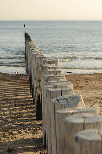 Zeeland, by the sea