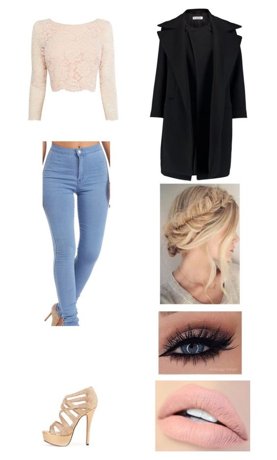 """Untitled #403"" by klarabahnik on Polyvore featuring Coast, Jil Sander and Jouer"
