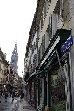 Judenstraße Rue des Juifs   www.strassburg.eu