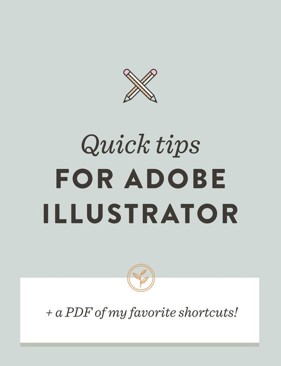 Infographic Ideas adobe illustrator infographics pdf : Quick tips for Adobe Illustrator (+ a PDF of my favorite shortcuts ...