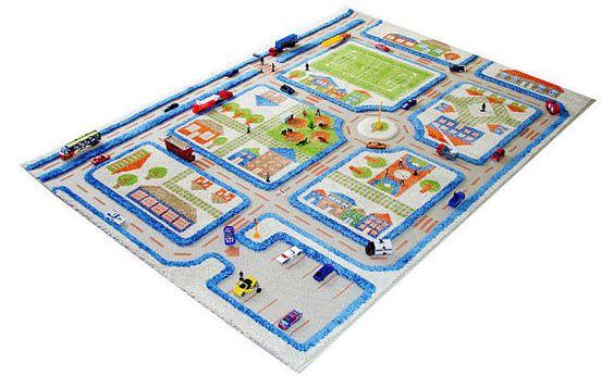 alfombras de juegos para niños