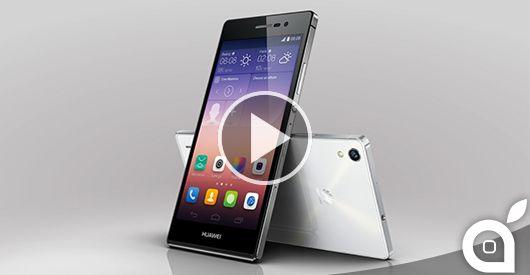 Huawei presenta ufficialmente il nuovo Ascend P7 [Video] - http://mobilemakers.org/huawei-presenta-ufficialmente-il-nuovo-ascend-p7-video/