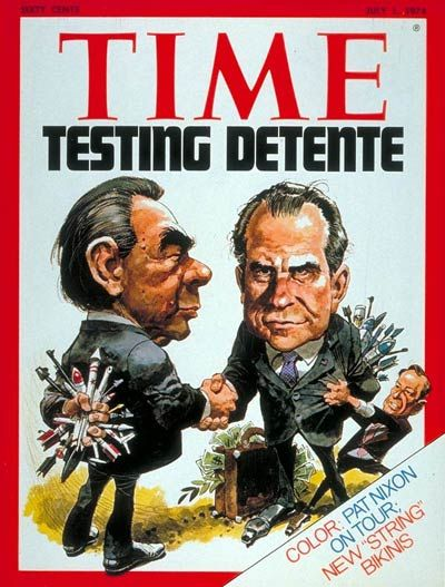 an analysis on what prolonged the cold war in the 1970s Détente (a french word meaning release from tension) is the name given to a  period of improved relations between the united states and the soviet union that .