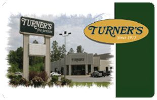 We Recommend You Apply Online For Turneru0027s Fine Furniture Credit Card*.  This Allows You To Fill Out The Application On Your Schedule And In The  Privacy Of ...