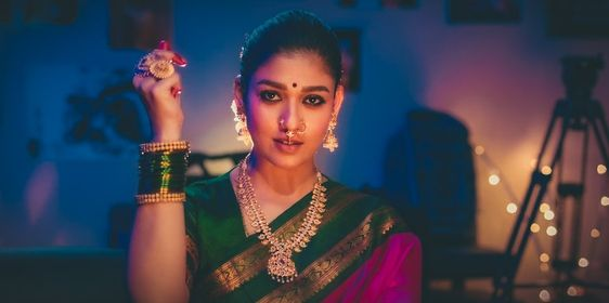 Mookuthi Amman Movie Review Nayanthara Mookuthi Amman Movie Review Mookuthi Amman Movie Live Updates Mookuthi Amm Star Cast Ensemble Cast Cinematographer