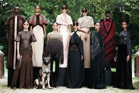 Givenchy Will Do Couture Shows Again