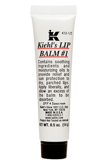 Kiehl's Lip Balm #1 Others are good but this is a classic and lasts forever