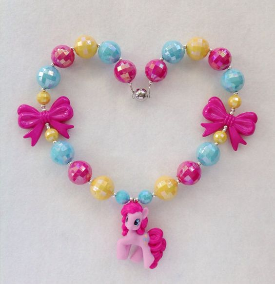 My Little Pony Necklace - Random Pony