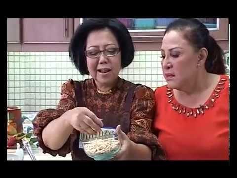 Resep Cara Membuat Kue Kering Almond Rahasia Ibu Masak With Sisca Soewitomo Mpok Ati Youtube Kue Kering Almond Masakan Indonesia