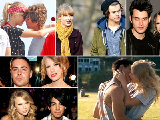 Which Of Taylor Swift Ex Boyfriends Should You Date Taylor