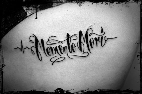 Memento mori tattoos google search tattoo ideas pinterest the - Memento Mori Tattoo Ink Pinterest Memento Mori