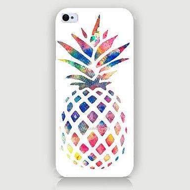 motif d'ananas téléphone de couverture de cas pour iphone5c de 3959095 2016 à €1.95