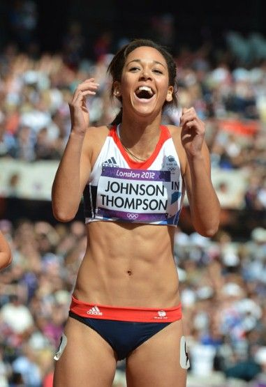 Sexiest Olympic athletes - Fashion Galleries - Telegraph - Katarina Johnson-Thompson