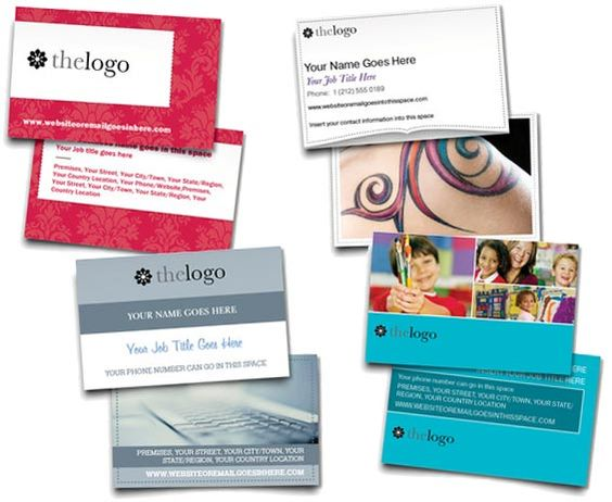 designing business cards online - Khafre