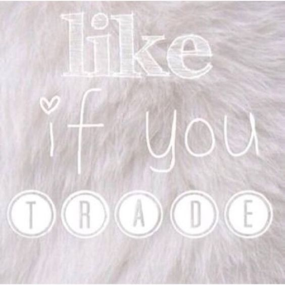 Let's trade Will to trade with honest people. ❤️ Other
