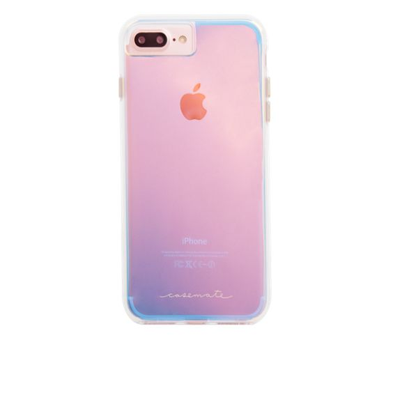 Buy: Case-Mate iPhone 7 Plus Case Naked Tough - Iridescent, $35There are pretty cases and there are gorgeous cases. This is the latter. This one wins our pick on iridescent points alone. The fact that it also includes military-grade protection and anti-scratch technology is a bonus. #refinery29 http://www.refinery29.com/2016/09/122479/iphone-7-accessories#slide-8