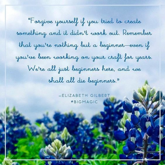 25 Motivational Quotes From Elizabeth Gilbert's Big Magic: Every #MotivationalMonday, Eat Pray Love author Elizabeth Gilbert shares quotes from her upcoming book, Big Magic, (out Sept.