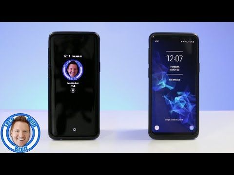 Galaxy S9 S9 Always On Display Lock Screen Tips Tricks Youtube Galaxy Tips Lockscreen