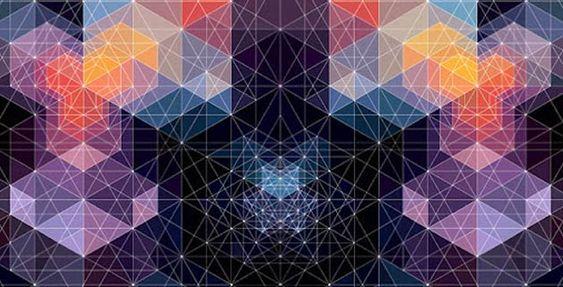 geometric graphic - Pesquisa Google