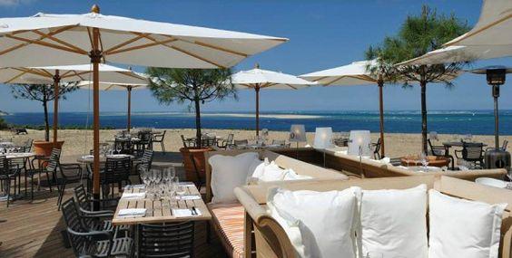 La corniche arcachon cap ferret pinterest back to philippe starck and the o 39 jays - Hotel la corniche pyla ...