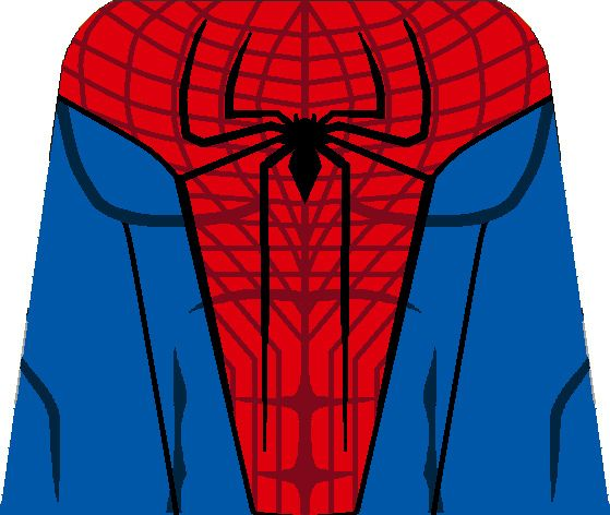 Amazing spider man torso by thepyromaster via flickr lego decals pinterest - Lego the amazing spider man 3 ...
