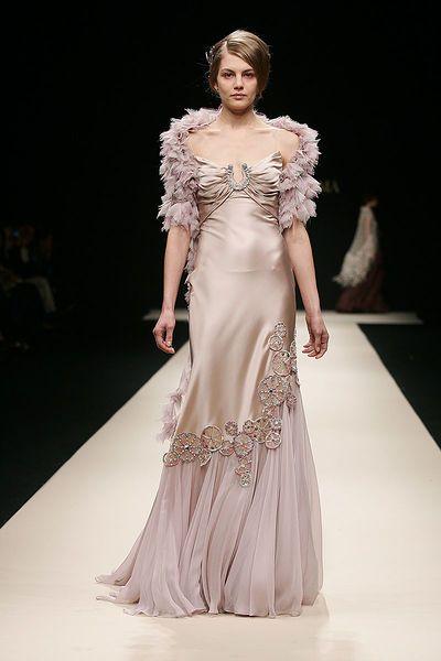 Hanna Touma - Couture - «Délices d'winter», AH 2007-2008 - Flip-Zone