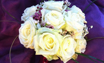 €99 for Wedding Flower Package for Bride & Bridesmaid // €119 for Party of 2 Bridesmaids // €159 for Church Wedding Package