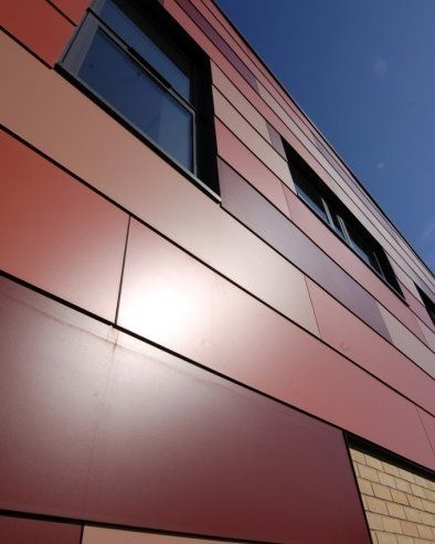 Alucobond Aluminum Composite Panel Renovation Ideas Pinterest