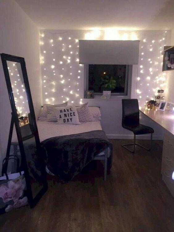 tips dekorasi kamar tidur mungil