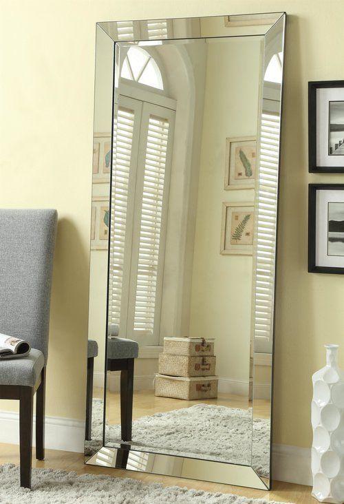 Loreta Jpg Contemporary Floor Mirrors Floor Mirror Floor