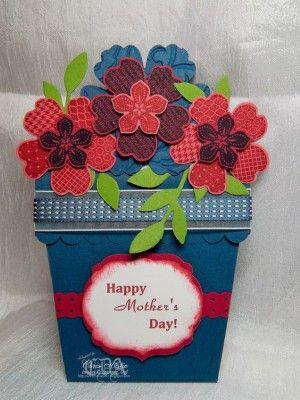 Tarjetas de felicitación para el Día de la Madre (12):