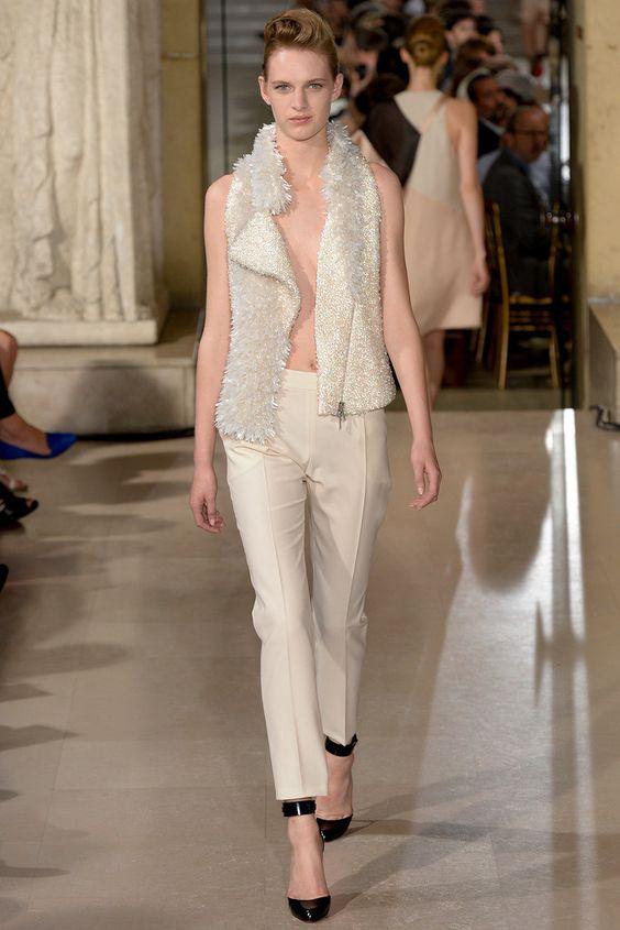 Bouchra Jarrar, A/W Haute Couture 2013/2014
