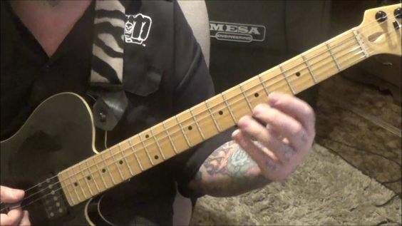 Pin On Guitar Lesson By Mike Gross Rockinguitarlessons