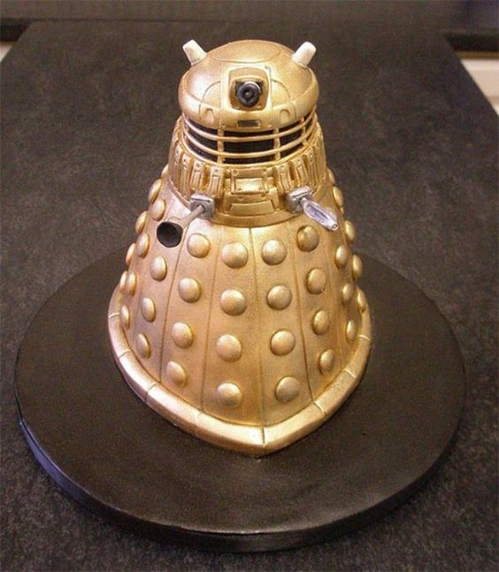 Dr. Who Cake