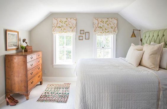 Guest rooms attic bedrooms and most beautiful on pinterest for Pictures of beautiful guest bedrooms