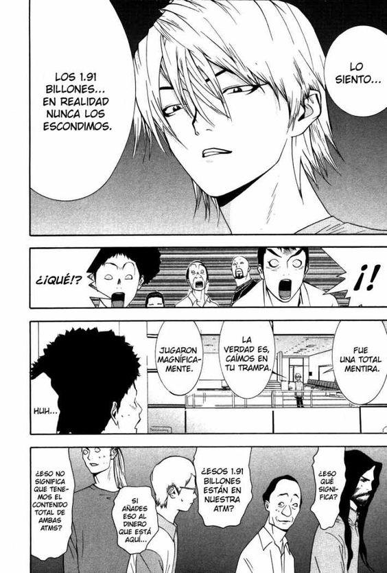 Liar Game 55 página 12 - Leer Manga en Español gratis en NineManga.com