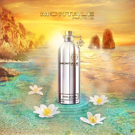 Soleil de Capri | Geur, Parfum, Frisse geur