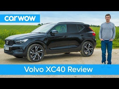 Volvo Xc40 Suv 2019 In Depth Review Carwow Youtube Volvo Suv Small Suv