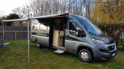 Van De 2018 Pour 2 4 Personnes A Pontarme 60 Vanlife Adventure Roadtrip Location Camping Car Camping Car Fiat Vans