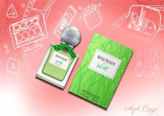 Best Vintage Perfumes 9) Balmain Vent Vert. A green floral fragrance created in 1947 by Germaine Cellier for Balmain, this one has distinctly green notes that are even often thought of as bitter. The current version however is less intense, but very appealing all the same.