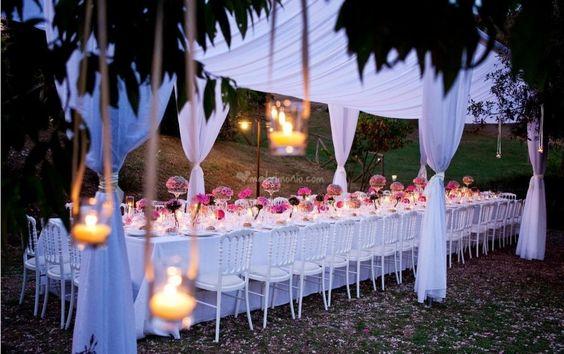 Nozze in giardino di Tommy Moroni Wedding & Events | Foto