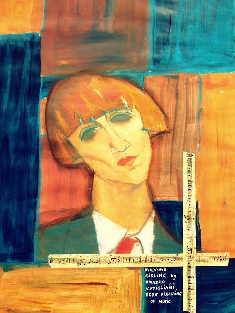 Bastelmania: Madame Kisling