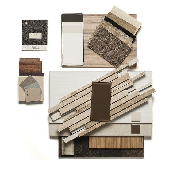 Materials presentation by ccs interior design student for Ccs interior design