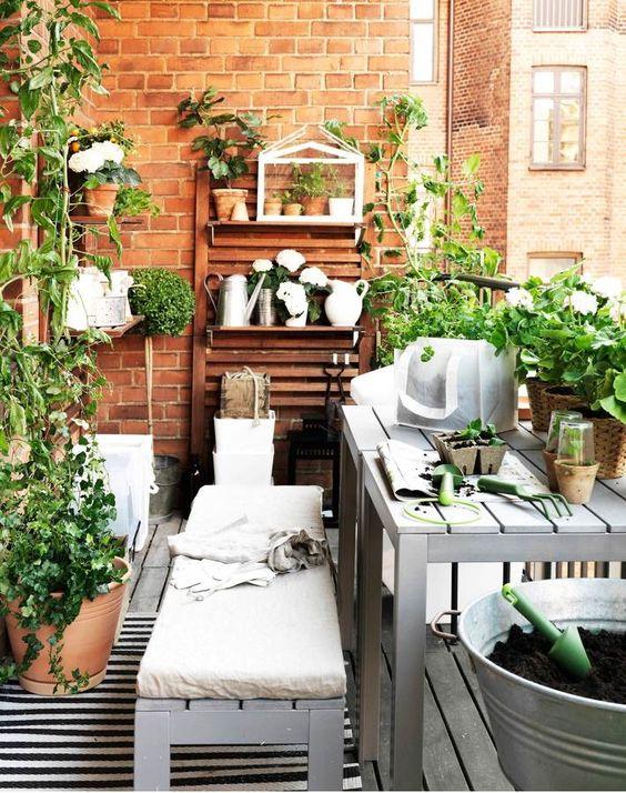 7 opciones para disfrutar de tu terraza todo el año #hogarhabitissimo