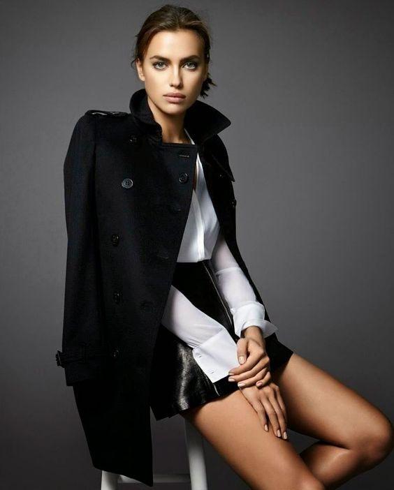 Irina Shayk for Scoop NYC Fall/Winter 2014