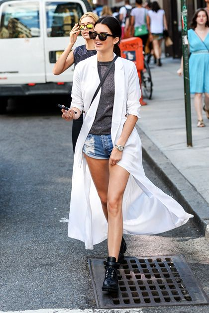 Kendall Jenner's Fashion Timeline | TeenVogue.com