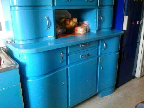 Küchen Büffett Blau In Sachsen-Anhalt - Annaburg | Ebay