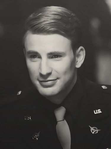 Chris Evans/Captain America - This is why he is my favorite Avenger!!!!!!!