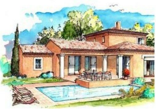 24 best Ma Future Maison images on Pinterest House blueprints
