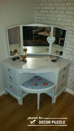 amazing vanity table - Buscar con Google